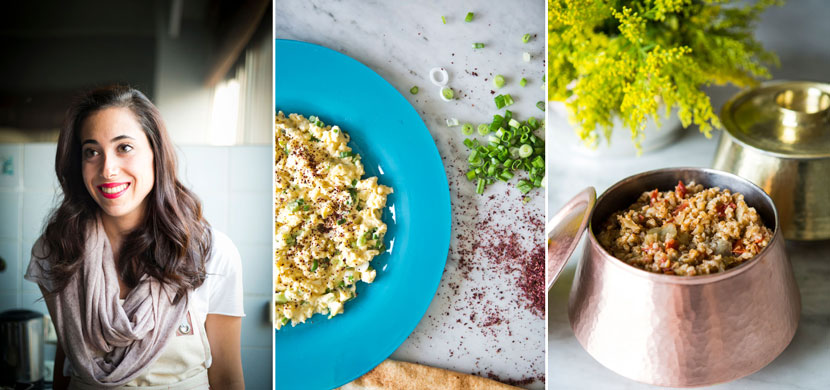 Lebanese cooking made easy health magazine blog author lara ariss was in dubai recently to launch her cookbook levantine harvest which breaks the myth that cooking healthy arabic food at home is forumfinder Image collections
