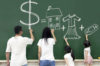 Money Matters… Teaching Your Kids The Value Of Money