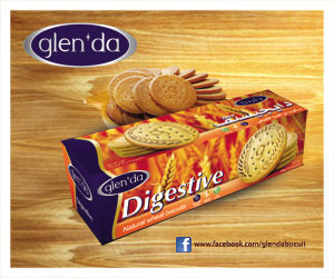 Glenda Digestive