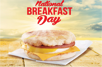McDonald's UAE to celebrate National Breakfast Day on March 9th