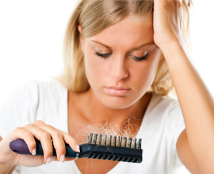 Develop A Strategy For Dealing With Premature Hair Loss
