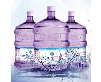 Celebrate the Alkaline Lifestyle with Aquaplus Water