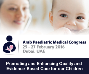 Arab Pediatrics Medical Congress