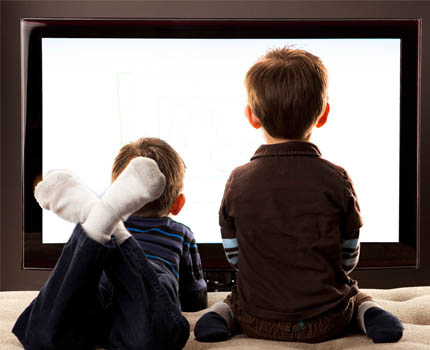 Children & TV: Limiting your child's screen time
