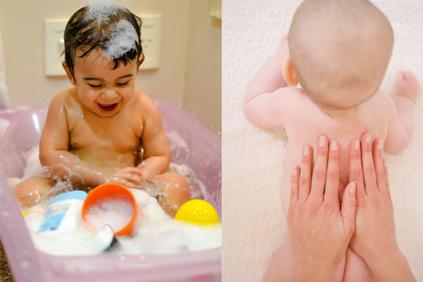 Johnson's® Baby Release Official Bath Time Song and Video Following a Little Help From Mothers in The Middle East