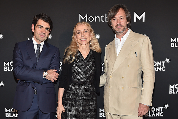 Montblanc Introduces A New Generation Of Writing Instruments  Designed By Marc Newson