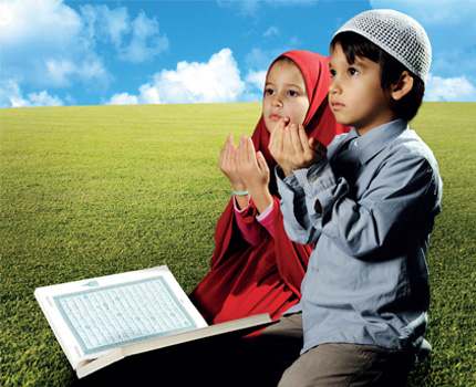 CHILDREN FASTING IN RAMADAN