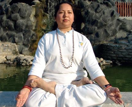 yoga coach