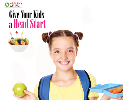 Give Your Kids a Head Start