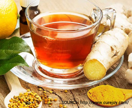 How To Make Anti-Inflammatory Turmeric Ginger Tea?