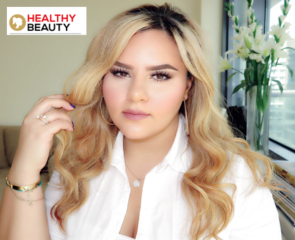 Celebrity Beauty Blogger Najla Kaddour Talks Make-up