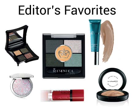Editor's Favorites – Products to make you look and feel amazing…