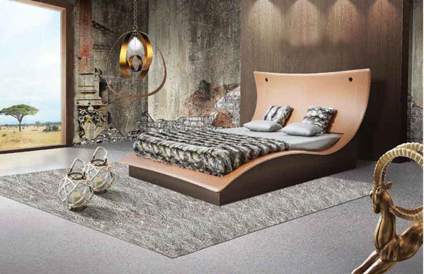 Design your home as an artistic universe of furniture with