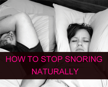 How to Stop Snoring – 11 Remedies that Work!