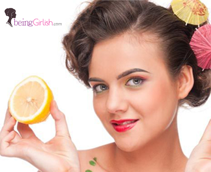 Lemon Treatments to Remove Dandruff