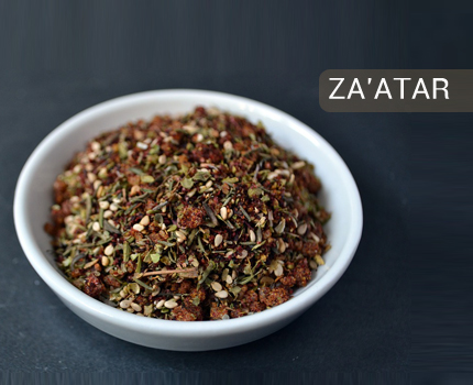 Health Benefits of Za'atar
