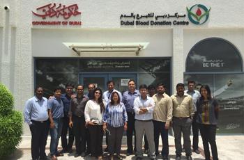Dabur International embraces spirit of Ramadan by organising blood donation campaign