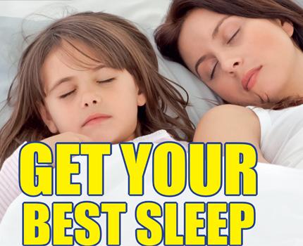Get your best Sleep