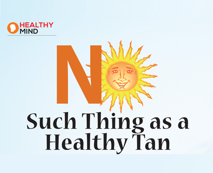 No Such Thing as a Healthy Tan