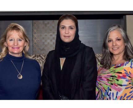 Khuloud Al Nowais Salutes Women Focused On Peak Performance
