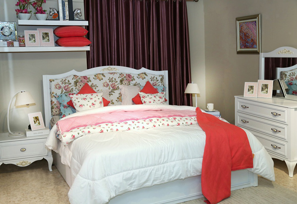 Give The Bedroom A Beautiful Makeover With Pan Emirates