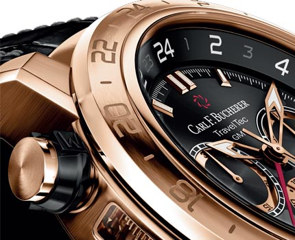Luxury Timekeeping with Carl F. Bucherer
