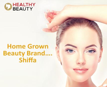 Home Grown Beauty Brand…. Shiffa