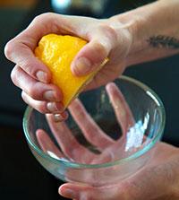 lemonandacne