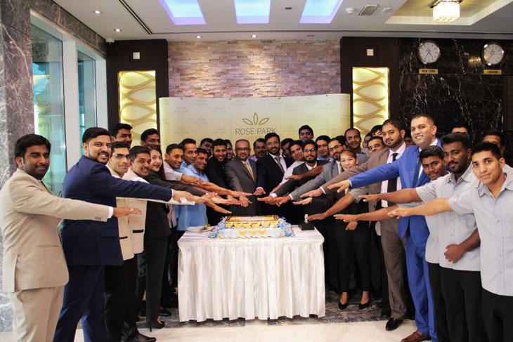Rose Park Hotel Al Barsha Dubai