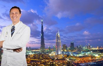 Washington-DC based award-winning board certified plastic surgeon Dr. George Bitar  is an invited speaker at Dubai cosmetic surgery conference. (PRNewsfoto/Bitar Cosmetic Surgery Institute)