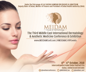 3rd Middle East International Dermatology and Aesthetic Medicine