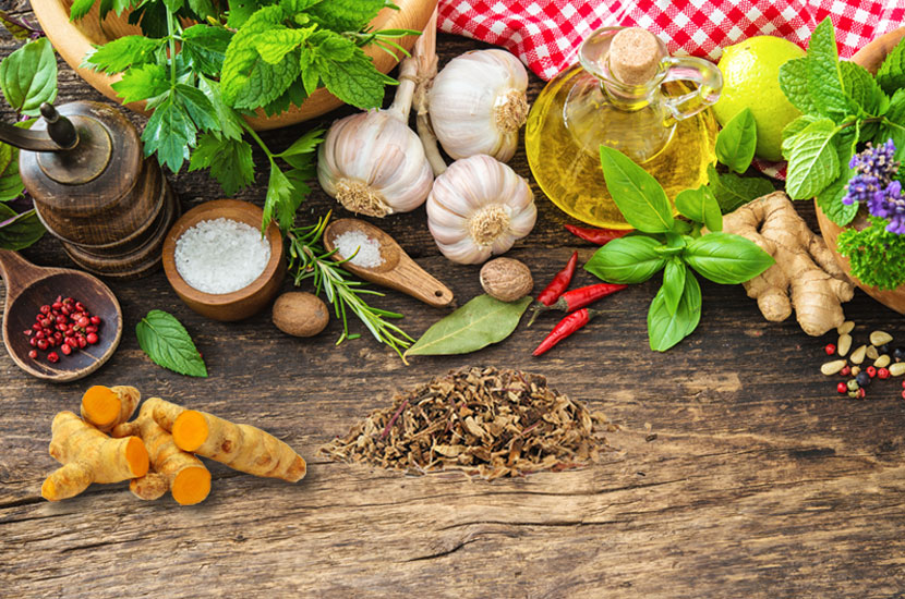 Healing Spices and Herbal Remedies to Boost Your Wellness