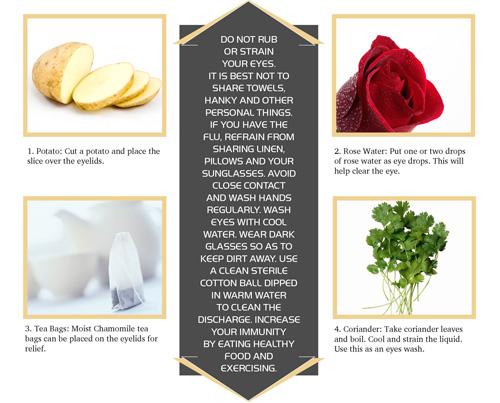 10 Effective Home Remedies for Eye Flu