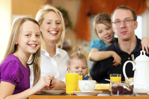 Healthy Habits for Your Family