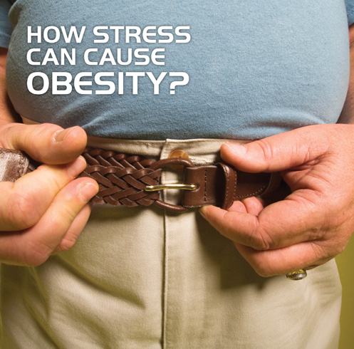 How Stress Can Cause Obesity