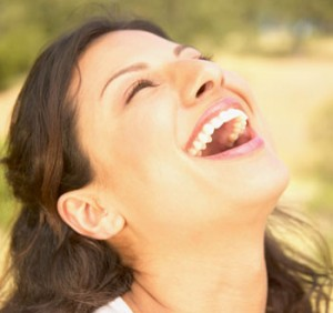 Stress relief from laughter? Yes, no joke