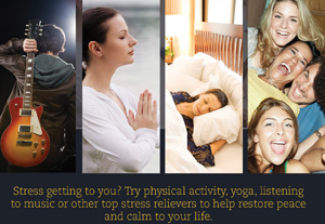 Stress relievers: Top 10 picks to tame stress