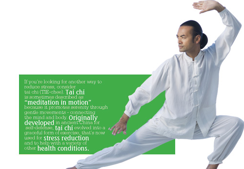 Tai chi: Discover the many possible health benefits