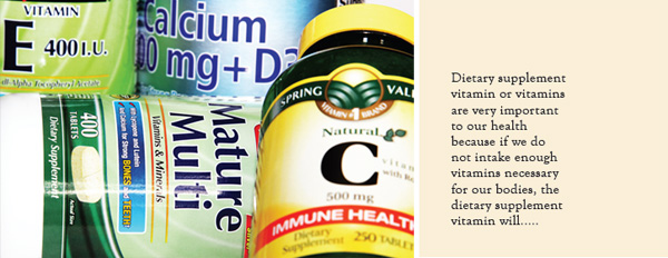 Can Vitamin Supplements Be Harmful?