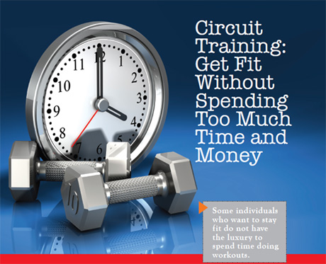 Circuit Training: Get Fit Without Spending Too Much Time and Money