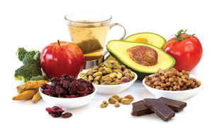 The Power of Antioxidants for Staying Young