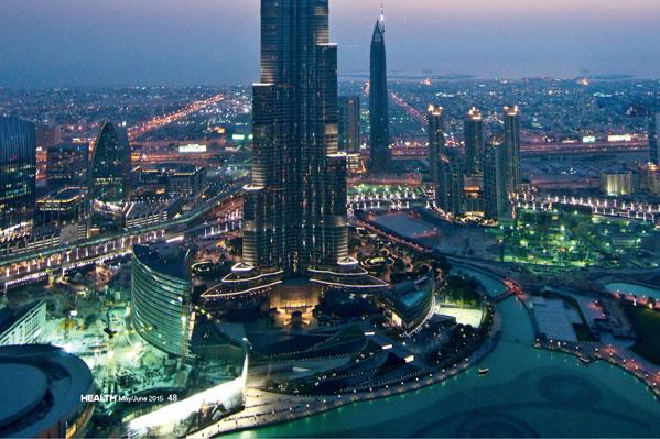 MEET DUBAI'S BEAUTY PIONEERS