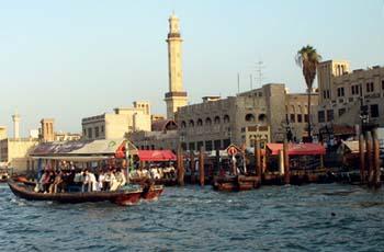 Dubai Abra Ride