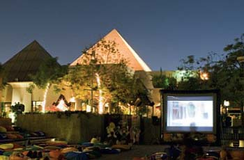 Wafi Rooftop Movie