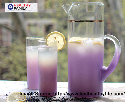 Recipe of Lavender Lemonade for headaches and anxiety