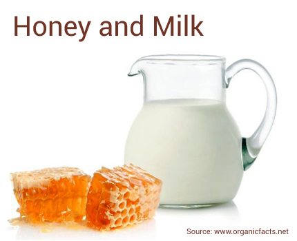 Health Benefits of Honey and Milk