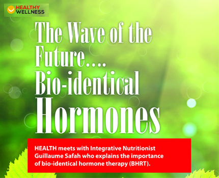 The Wave of the Future…. Bio-identical Hormones