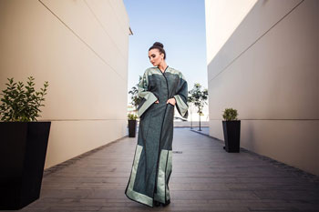 Welcome spring with the fashionable new abaya collection from Adore