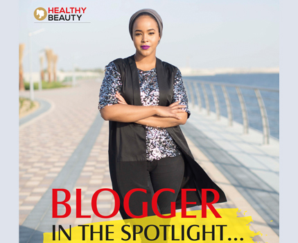 Blogger in the spotlight
