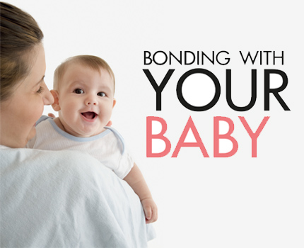 Bonding with your baby